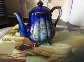 Decorative Watteau Collectable Teapot