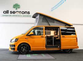 Volkswagen Campervan, DSG, 19 plate, luxury furniture kit