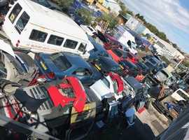 Scrap vehicles & metals wanted, free collection, best prices paid!
