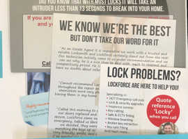 Locks upgraded,repaired,restored,replaced,insurance quotation,