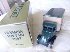 OLYMPIA TOY FAIR 1997; ERTL H175WO 1:43 SCALE