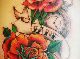 Tattoo studio in Clifton with competetive prices