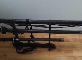 Set of three swords