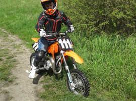 Auto mx bike