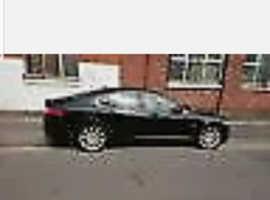 Jaguar Xf, 2009 (59) Black Saloon, Automatic Diesel, 189,100 miles