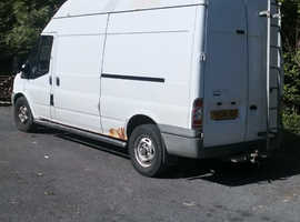 2008 ford transit van for sale