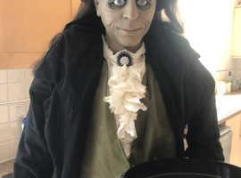 Gemmy Edwardian butler