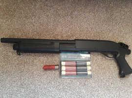 Cyma (M870 Breacher) Pump Action Shotgun
