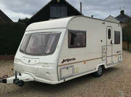 Avondale argent 2004 2 berth in very good condition in side and out