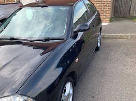 Seat Ibiza, 2008 (08) Black Hatchback, Manual Petrol, 102,745 miles