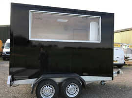 Dog grooming trailer