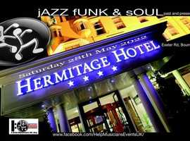 THE SOUL & JAZZFUNK NIGHT OUT IN BOURNEMOUTH