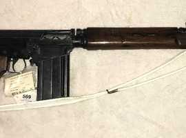 Deactivated L1A1 SLR Assault Rifle