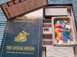 Trivial Pursuit Cards