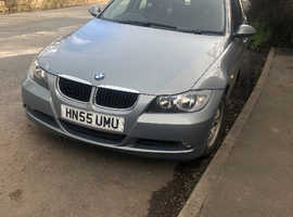 BMW 3 Series, 2005 (55) Blue Estate, Manual Diesel, 161,000 miles