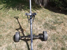 Hippo Lightweight collapsible Golf Trolley