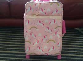 Child's 'IT Luggage' Unicorn Suitcase