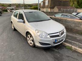 Vauxhall Astra, 2007 (57) Silver Hatchback, Manual Diesel, 195,000 miles