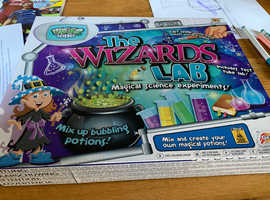 Wizards lab