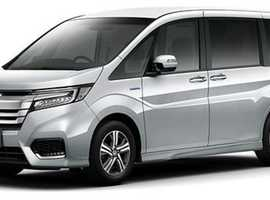 2019 Honda Step Wagon Spada