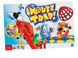 Brand new mousetrap
