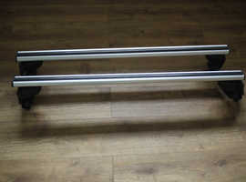 Roof Bars for AUDI A1  Sportback 2012-2019 model