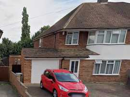 3 Bed semi, west of Maidenhead Berks. Up to date mods.