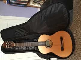 Ortega R121 3/4 size classical guitar