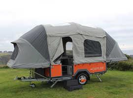 Opus Air Full Monty Trailer Tent