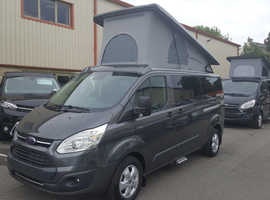 NEW WELLHOUSE FORD MISANO LWB IN Magnetic grey, 2.0 130PS EURO 6 READY DEC ONLY £39,995