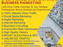 E-commerce, Online Store & Business Marketing