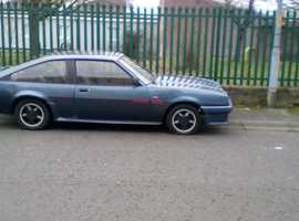 Opel Manta, 1966 (D) Grey Coupe, Manual Petrol,  miles