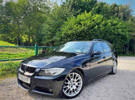 """2008 58 REG BMW 3 Series E91 320d Edition M Sport Touring Auto 5dr """" ESTATE """" HPI CLEAR """""""