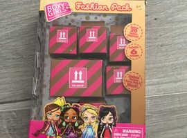 Boxy girl fashion pack