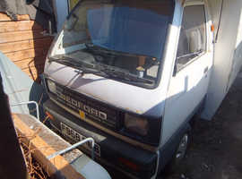 Bedford Bambi  Good Runner 17180 genuin miles ( Spares Or Repair needs small bits doing)