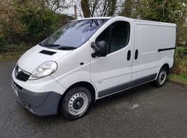 Vauxhall Vivaro, 2006 (56) White Other, Manual Diesel, 77,000 miles