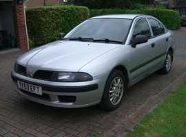 Mitsubishi Carisma, 2003 (53) Silver Hatchback, Manual Diesel, 149,000 miles