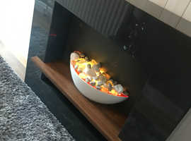 NEXT MODERN ELECTRIC FIREPLACE
