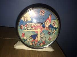 Vintage Noddy wind up alarm clock