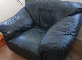 Sofa plus chair