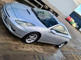 Toyota Celica, 2004 (54) Silver Coupe, Manual Petrol, 137,644 miles