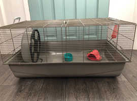 Large hamster cage!!