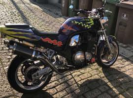 Big bore Suzuki bandit 1200/1216