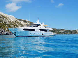 MYKONOS – 33M GULF CRAFT SUPERYACHT *REDUCED TO 4M€ *