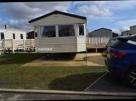 8 berth caravan at Tattershall Lakes, Lincolnshire