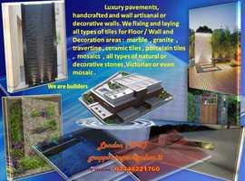 Floor and wall   tilers + Flooring fitters Hardwood, Laminate and Engineered Wood floor