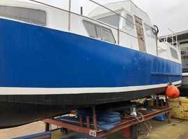 Motor Cruiser Shell for Conversion - Glen Markie