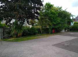 Off-street parking on Douglas Road, Cork
