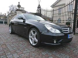 Mercedes Cls, 2006 (06) Black Coupe, Automatic Petrol, 58,000 miles