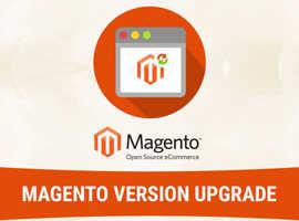 Magento Upgrade Service & Solution